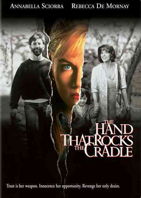 HAND THAT ROCKS THE CRADLE BY DE MORNAY,REBECCA (DVD)