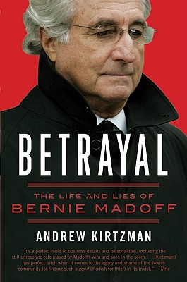 Betrayal By Kirtzman, Andrew